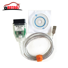 MINI VCI FOR TOY-OTA TIS Techstream V10.10.018 Single Cable Support Toy-ota TIS OEM Diagnostic Software