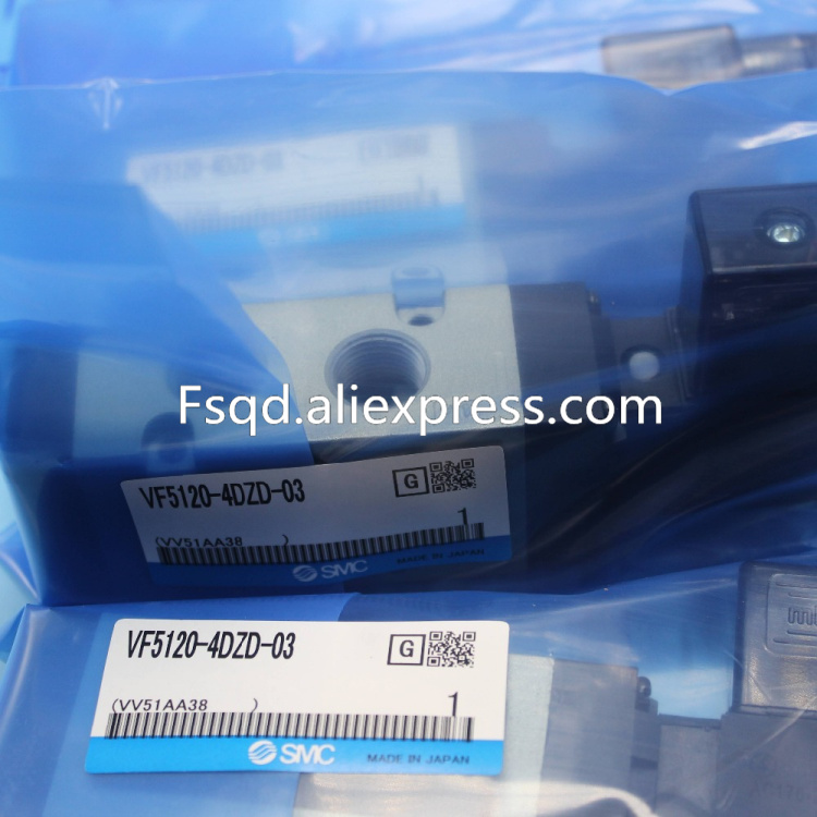 VF5120-4DZD-03 VF5120-4DD-03 Quality pneumatic components SMC pneumatic solenoid valve<br>