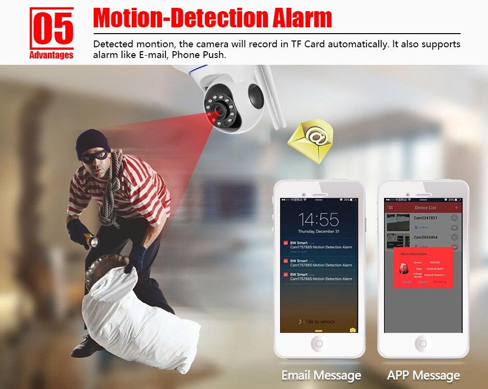 Home Surveillance Remote Wireless 7