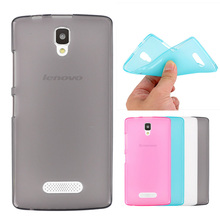 For Lenovo A2010 Case Luxury Ultra Thin Soft TPU Case For Lenovo A2010 A2010-a Case Silicone Protective Phone Back Cover Skin