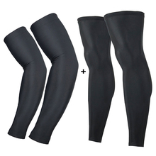 Buy UV Protection Cycling Armwarmers Bike Bicycle Arm Sleeves Covers Breathable Quick-Dry Men Women Arm Leg Warmers Size M/L/XL for $8.28 in AliExpress store