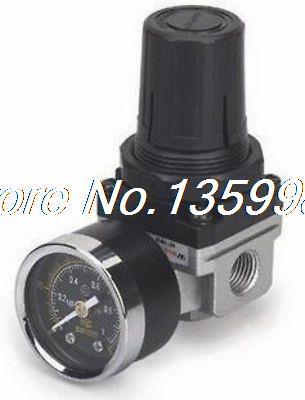3/8 BSPT Pneumatic Air Pressure Regulator 6000L/min Reg<br>