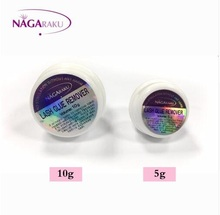 NAGARAKU 5g/10g Professional Eyelash Glue Remover for False Eyelashes Lash Extension,Fast and Safe eyelash glue remover