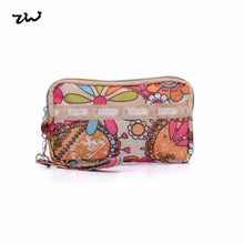ZIWI bags for women Supplier Made Beautiful Color long small clutch Polyester Material high quality VK5253(China)