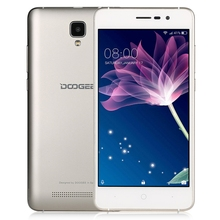 Original Doogee X10 3G Smartphone 5.0 Inch Android 6.0 MTK6570 Dual Core 1.0GHz 512MB+8GB 3360mAh Battery Dual ID Accoun Phone