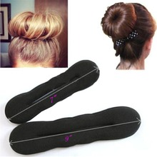 Sponge hair band Bun Clip Maker Former Foam Twist Hair Salon Tool ! Hair DIY(China)