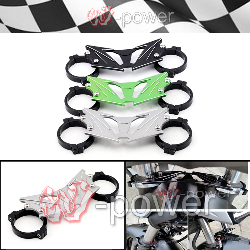 fite For KAWASAKI Z250 2013-2014, Z300 2015-2017 BALANCE SHOCK FORKLIFT Motorcycle Accessories CNC Aluminum 3 colors<br><br>Aliexpress