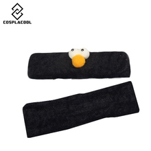 [COSPLACOOL] Large eye hair band hats Head hoop motion hats cute 4 colours fashion comfortable
