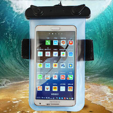 Universal Waterproof Mobile Phone Bags with Strap Dry Pouch Case Cover For Microsoft Nokia Lumia 950 XL Outdoor Phone Pouch Case