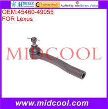 High Quality Auto Parts Front Right Outer Steering Tie Rod End OEM:45460-49055