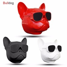 Aerobull Nano Wireless Speaker Bulldog Bluetooth Speaker Outdoor Portable HIFI Bass Speaker Multipurpose Touch Control(China)