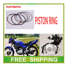 piston ring set  CF150 CFMOTO CF MOTO motorcycle 150cc accessories free shipping