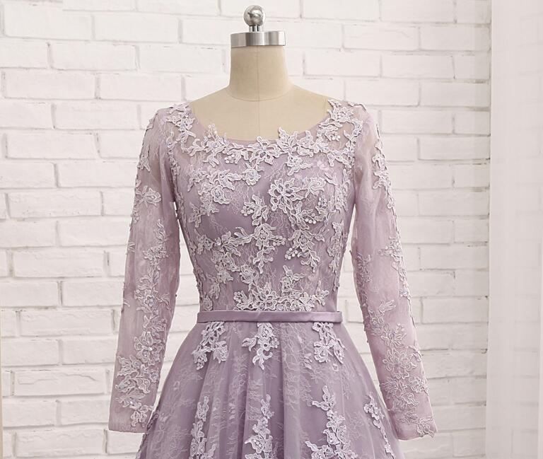 Buy cheap Light Purple Evening Dress  Formal Party Gown on sale