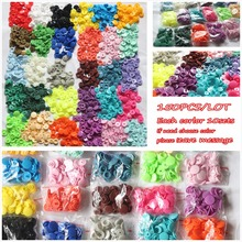 150 SETS buttons KAM T5 baby snap clothing accessories plastic snaps high quality(China)