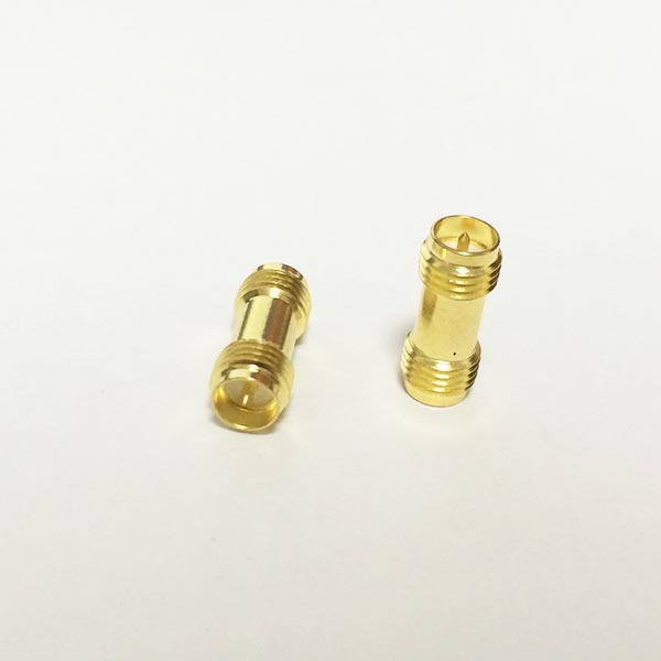 1pc NEW RP SMA Female Jack to RP-SMA  Female Jack  RF Coax Adapter convertor  Straight  Goldplated  wholesale<br><br>Aliexpress