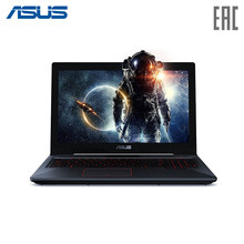 "Игровой ноутбук Asus ROG FX503VD-E4234T 15,6 ""/i5 7300HQ/8 ГБ/1 ТБ/NO ODD/ GTX1050/Win10 (90NR0GN1-M04530)(Russian Federation)"