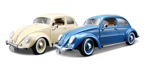 Bburago 1:18 Vintage car model 1955 The simulation model collection