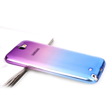 Cell phone Case For Samsung Galaxy note 2 3 4 5 Cover note2 note3 note4 note5 Duos Silicon Ultrathin Clear transparent Fundas