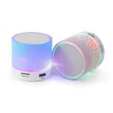 Viwoor Mini Bluetooth Speaker Car Music Center Portable Wireless Speaker For Phone Hoparlor Wireless Computer Speakers TF Card