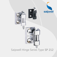Saipwell SP212 shower screen pivot hinges zinc alloy concealed hinges for furniture furniture ratchet sofa hinges 10 Pcs Pack(China)
