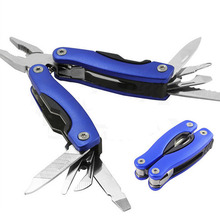 Folding Multifunctional Pliers Set Multitool Combination Cutting Pliers Tools Clamp Folding Knife Survival Multi Tool Pincers