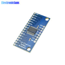 CD74HC4067 16-Channel 16CH Analog Digital MUX Breakout Board CD74HC4067 Precise Module For Arduino 2V-6V Microcontroller(China)