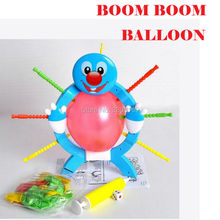 Crazy Party Great Family Fun Toys Board Game Boom Boom Balloon Poking Game for adults popular board games Educational toys(China)