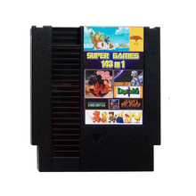 xunbeifang 72pins Game Cartridge 143 in 1 For NES with Dust Sleeve(China)