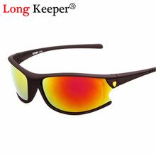 Long Keeper New Brand Desinger Sport Sunglasses Long Keeper Logo Sun Glass Men Women Goggles Oculos Masculino UV 400 STY9306
