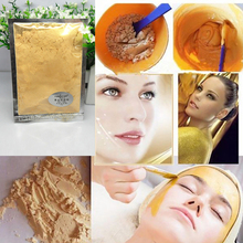 Luxury Spa Treatment Face Mask 24K Gold Collagen Powder Anti-Aging Anti-Wrinkle Moisturizing face care whitening skin care face(China)