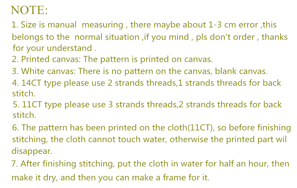 11CT 14CT Cloth Cross Stitch Kit Pope Character Series DIY Spiraling Needlework Manual Chinese Characteristic Embroidery (10)
