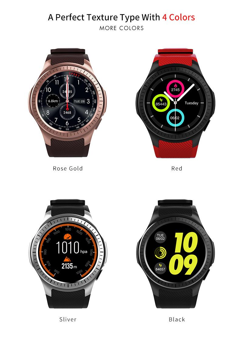 GPS Bluetooth Smart Watch for Sports 15