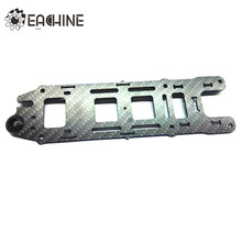 High Quality Eachine Wizard X220 Racing Drone Spare Part Upper Plate Top Plate Carbon Fiber For RC Model(China)