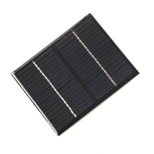 Hot Sale 24PCS/Lot 1.5W 18V 80mA Solar Cell Polycrystalline Mini Solar Panel DIY Small Solar Power/Toys/Charger Free Shipping(China)