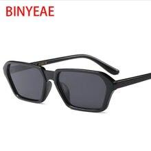 Novo padrão Da Marca Designer Pequeno Quadrados Homens Óculos De Sol 2018  Nova Tendência de Venda Quente Óculos De Sol Feminino . 882cee9834