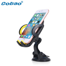 Holder Stand Car window Windshield Mount Phone Holder Car Styling Universal Car Holder For iPhone 5 5S 5C 6 Plus for Sony