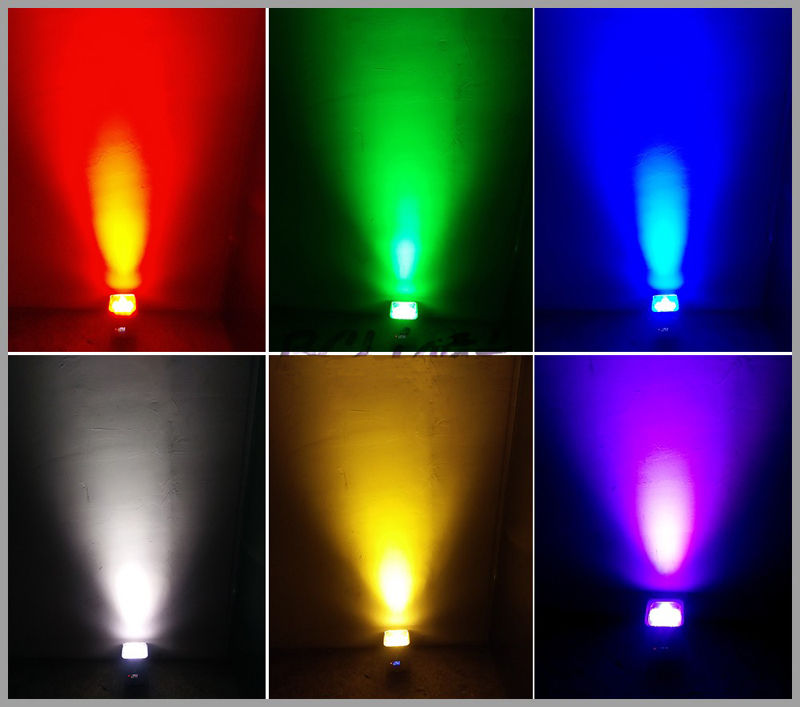 4X12w 6in1 RGBWA+UV Wireless Battery APP control led par can for stage light (4)