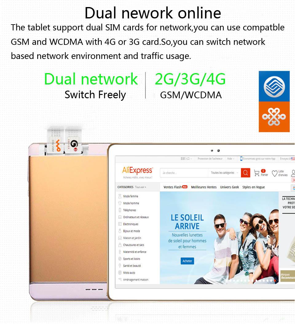 4G dual sim card