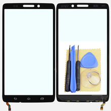 Touch Screen Glass Digitizer for Motorola Droid Ultra XT1080 Maxx XT1080M Black High Quality Free Shipping