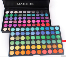 Wholesale 40pcs 120 Color Fashion Eye shadow palette Cosmetics Mineral Make Up Makeup Eye Shadow colors Palette eyeshadow set