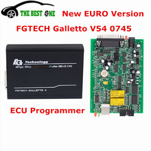 Add New Components EURO Version Fgtech 0475 Galletto 4 Master V54 SW 2012.02 Online Program Unlock Version Add New Vehicle Model(China)