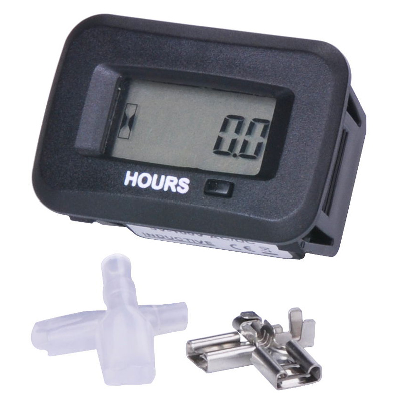 Buy Cheap Free Shipping Snap Digital Hour Meter For Ac Dc