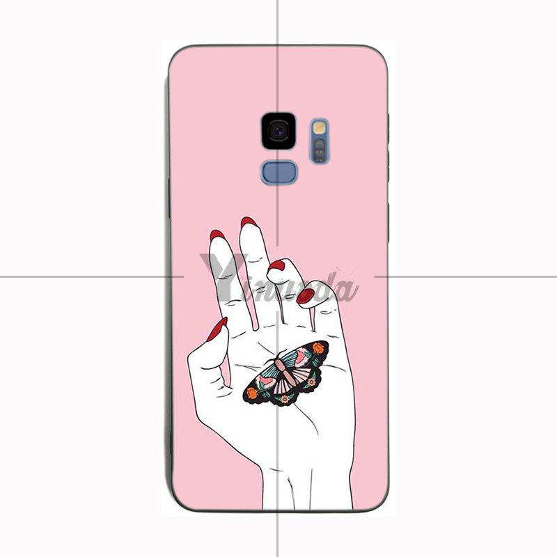 Yinuoda Moon Spells Makeup Best Friend Unique Design Newest Fashion phone Case For samsung galaxy s9 s8 plus s6 s7 edge plus s5