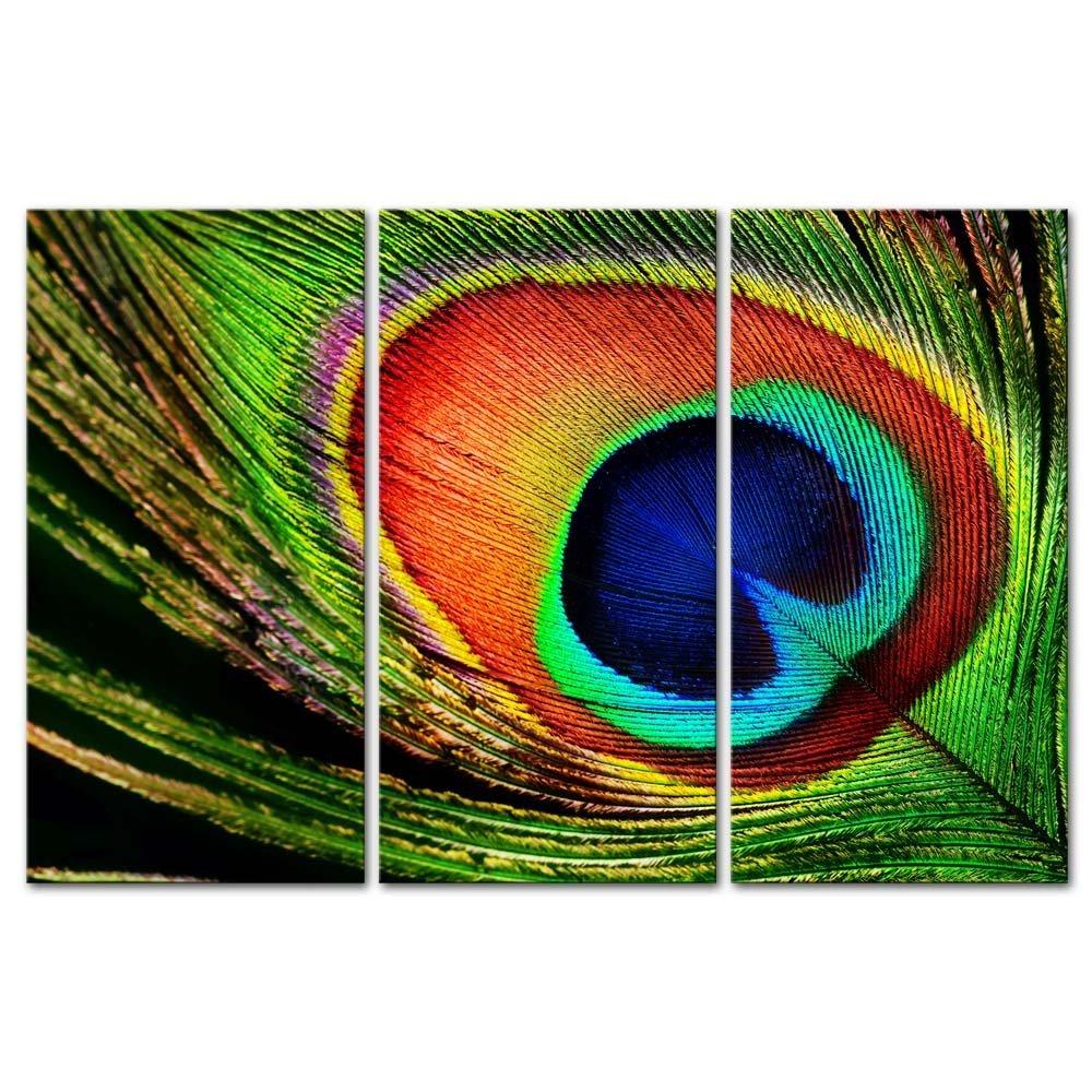 achetez en gros peinture paon plumes en ligne des grossistes peinture paon plumes chinois. Black Bedroom Furniture Sets. Home Design Ideas