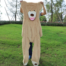 130cm Giant Bear Hull American Bear Teddy Bear Skin Factory Price Soft Toy Best Gifts For Girls