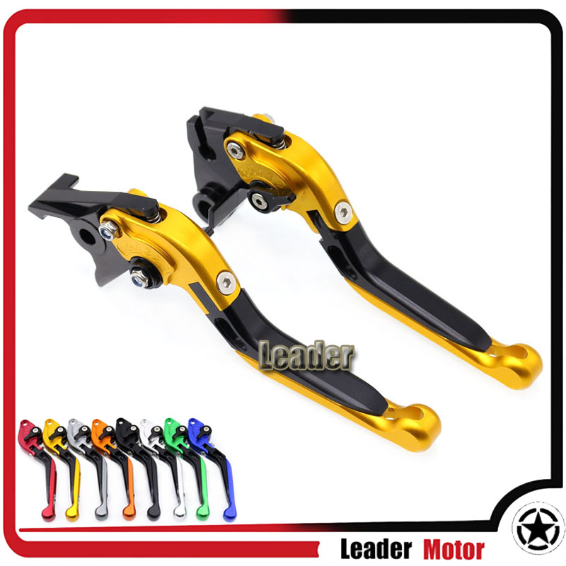 For SUZUKI GSX 650F 2008-2015 GSF 650 BANDIT 2007 GSX 1250F 2010-2016 Motorycle Folding Extendable Brake Clutch Levers<br>