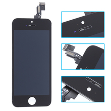 white black  LCD display Touch Screen Digitizer full assembly repair parts For iPhone 5C