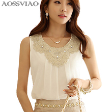 Buy blusas y camisas mujer chiffon blouse 2018 white shirt women blouses woman clothes plus size summer tops vetement femme chemise for $8.78 in AliExpress store