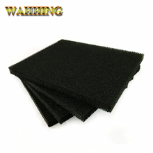 5/10pcs High Quality Activated Carbon Filter Sponge For 493 Solder Smoke Absorber ESD Fume Extractor 13*13*1cm Black HY1272(Hong Kong,China)