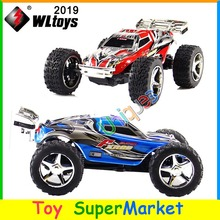 WLtoys WL 2019 WL2019 5 Speed Gears Remote Control Monster Truck Toy RC Car Motor Electric Off Road Drift Car Kart Mode(China)